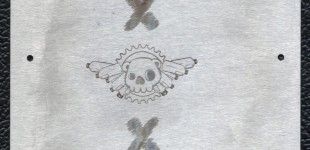 Milkbear Engraving